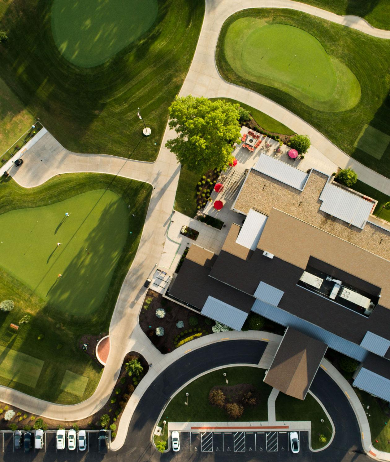 Milburn Country Club - Private Country Club Overland Park, Kansas